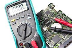 Elektrisk Multimeter Royaltyfri Bild