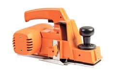 elektrisk orange nivå Arkivfoto