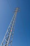 elektrisk pylon Royaltyfria Bilder