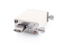elektrisk säkring för strömkrets Royaltyfri Bild