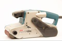 elektrisk sanding för maskin Royaltyfri Foto