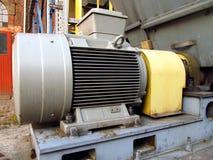 elektrisk stor motor Royaltyfria Bilder