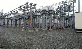 elektrisk strömavdelningskontor Royaltyfri Fotografi