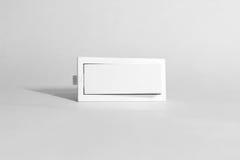 Elektrisk strömbrytare Arkivbilder