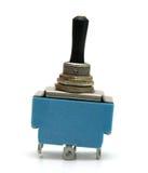 elektrisk strömbrytaretappning Royaltyfria Foton