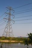 elektrisk strömstation Royaltyfria Foton