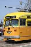 elektrisk trolley Royaltyfria Bilder