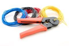 elektrisk utrustning Royaltyfri Fotografi