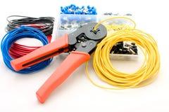 elektrisk utrustning Fotografering för Bildbyråer