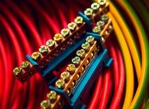 elektrisk utrustning royaltyfri bild