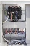 elektriska delar Arkivbild