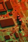 elektriska delar Arkivbilder