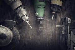 Elektriska handhjälpmedel Royaltyfri Fotografi