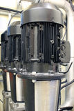 elektriska motorer Arkivbild