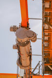 Elektriska motorer Royaltyfri Foto