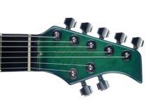 elektriska rader för gitarr sju Arkivbild