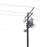 elektriska transformatorer Royaltyfri Bild