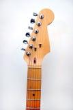 elektriskt gitarrhuvud royaltyfria bilder