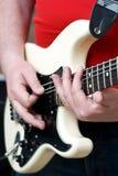 elektriskt leka för gitarr Royaltyfri Foto
