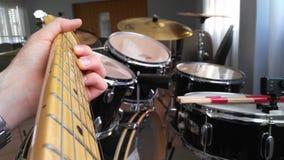 elektriskt leka för gitarr Royaltyfri Bild