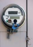 elektriskt räkneverk royaltyfri bild