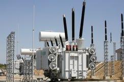 Elektriskt system Royaltyfri Bild
