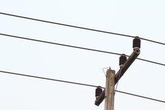Elektriskt torn Royaltyfria Foton