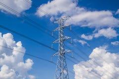 elektriskt torn Royaltyfri Foto