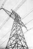 elektriskt torn Arkivfoton