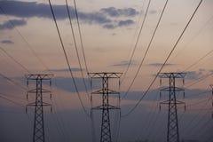 Elektrizität Lizenzfreie Stockfotos