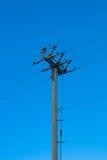 Elektrizität Stockfoto