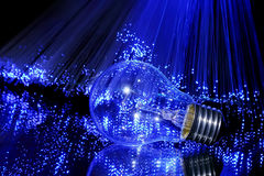 Elektrizitätskraft Lizenzfreie Stockfotos