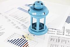 Elektro bedrijfsmarkt Royalty-vrije Stock Foto
