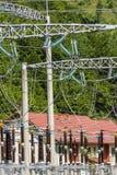 Elektro Energie Royalty-vrije Stock Afbeeldingen