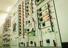 Elektro energiehulpkantoor Stock Afbeelding