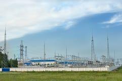 Elektro hulpkantoor Stock Afbeeldingen