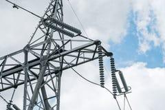 Elektro isolatie royalty-vrije stock afbeelding