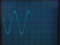 Elektro signalen Royalty-vrije Stock Afbeeldingen