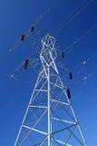 Elektro toren royalty-vrije stock fotografie