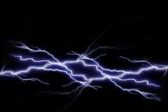 Elektro vonken stock illustratie