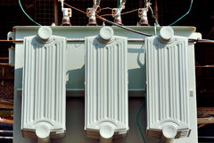 Elektroconvertor Royalty-vrije Stock Foto's