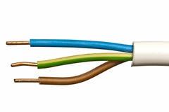 elektrodraad stock afbeeldingen