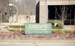 Elektroingenieur Ensafe und Berater, Memphis lizenzfreie stockfotos