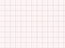 Elektrokardiogram, EKG wydruk, EKG tło royalty ilustracja