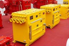 elektromagnetyczny górniczy starter obrazy royalty free