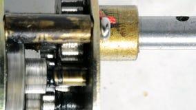 ElektromotorGetriebe stock video footage
