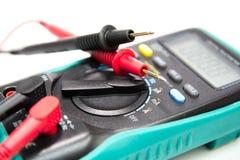 Elektromultimeter Royalty-vrije Stock Fotografie