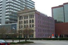 Elektron byggnad, Fort Wayne, Indiana arkivfoto