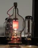 Elektronen vacuümbuis Royalty-vrije Stock Afbeelding