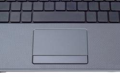 Elektroniczna kolekcja - Nowożytna laptop klawiatura bez listów Obrazy Royalty Free